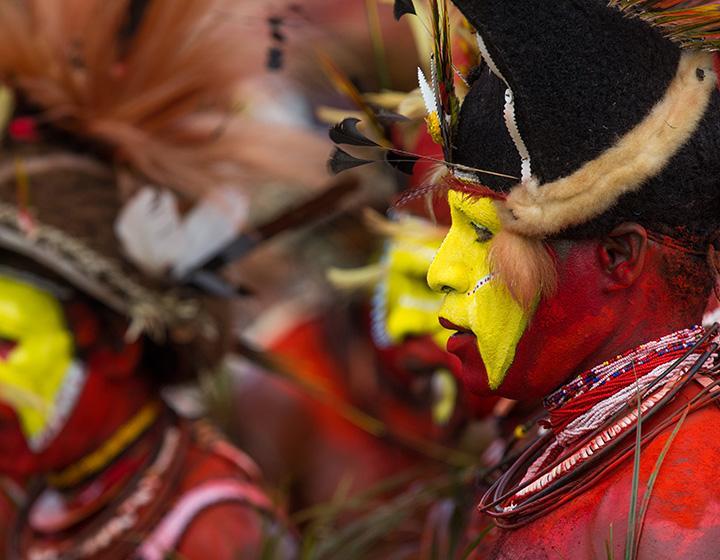 PNG Birds & Culture - Mt Hagen Show, Papua New Guinea, Cultural experience,